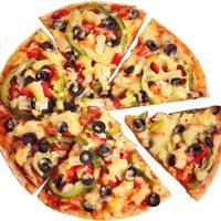 ارد پیتزا و پیراشگی